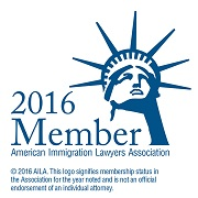American Immigration Lawyers Association (AILA) 2016 Member image